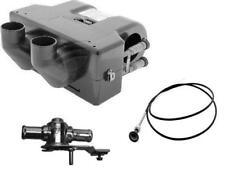 Underdash  Heater kit No 2 12 Volt 2 Speed Fan