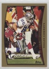 1998 Topps #54 Eric Bjornson Dallas Cowboys Football Card