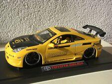 TOYOTA Celica 1:18 JadaToys Import Racer, Rotora,  NUOVO, NEW, NEU