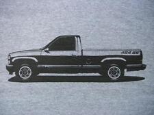 1990-1991 454 SS Chevy Truck T-Shirt, C/K 1500