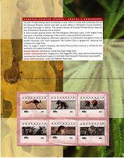 1994 Koalas & Kangaroos Post Office Pack - CPS Stamps