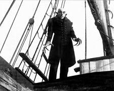 Nosferatu Klaus Kinski Long Finger Nails on Ship the Vampire Poster or Photo
