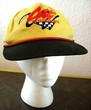 CAT MOTORSPORTS baseball-hat racing vtg retro cap