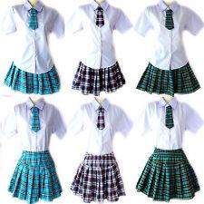 Asia Japan/China Sailor Moon Kostüm Schulmädchen-Uniform Cosplay Gr. XS,S,M,L