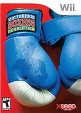 Victorious: Boxers Revolution (Nintendo Wii, 2007)G