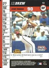 2005 Topps Pack Wars Baseball Card #s 1-175 (A2116) - You Pick - 10+ FREE SHIP