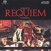 Berlioz Requiem Complete CD Hybrid Multichannel SACD Mahlers Titan