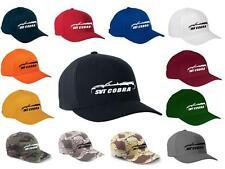 2003 2004 Ford SVT Cobra Mustang Convertible Color Outline Design Hat Cap