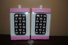 Vera Bradley Frame Case iphone 4/4s NIB PINK ELEPHANTS or JAVA BLUE Hardshell