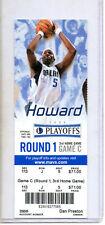 DALLAS MAVERICKS PHATHOM 2006 NBA 1ST RD HOME GAME #3
