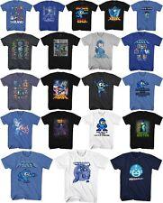 Mega Man Video Game Licensed T-Shirt #1
