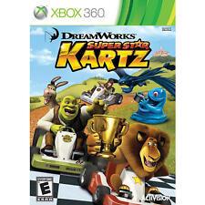 DreamWorks Super Star Kartz (Xbox 360) - Pre-Owned - FREE SHIPPING!!