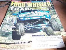 Four Wheeler Magazine Sept 2003 Tackle the Trail