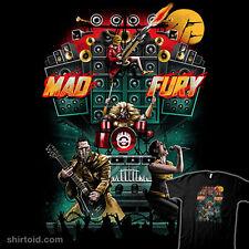 MAD MAX Fury Road Immortan Joe Furiosa Nux Doof Warrior War Boy Men T-Shirt M-2X