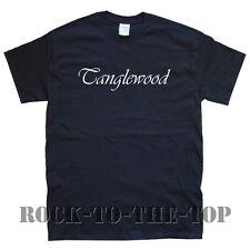 TANGLEWOOD NEW T-SHIRT sizes S M L XL XXL black white grey brown maroon