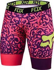 Fox Racing Womens Bike Switchback Short Neo Red