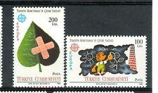 EUROPA CEPT - TURKEY 1986 Environment Protection