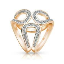 Ladies Scarf Buckle Ring Clip Holder Crystal Flower Silk Brooch Jewelry Sca P2D9