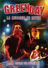 Green Day - La Musique En Revue ( DVD + Buch ) NEU OVP