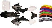 Body Kit Plastic Fairing Set SDG SSR Coolster Taotao Lifan 70 110 125 Pit Bikes