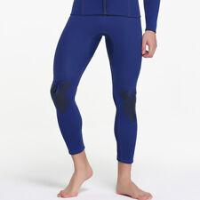 Hommes 3 Mm Néoprène Natation Pantalon Long Plongée Surf Collants De Sport Leggings combinaison isothermique