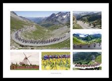 Tour de France - 'Scenes from the Tour' Photo Memorabilia (CMU6)