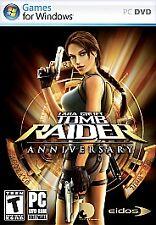 Lara Croft Tomb Raider Anniversary PC DVD Games for Windows - Complete