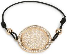 Armband Ornament Anhänger, Strass, Schmuckperlen und Gummizug, Schmuck, Damen