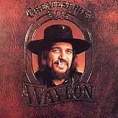 "Waylon Jennings ""Greatest Hits"" w/ Luckenbach Texas, I'm a Ramblin Man & more"