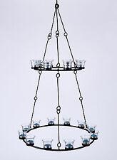 Té Lámpara Candelabro (Doble Nivel) por Bell Tent Boutique