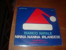 """GABRIELLA -CIATO """"BIANCO NATALE-NINNA NANNA IRLANDESE"""" ITALY'65"""