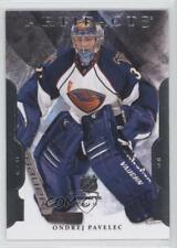 2011-12 Upper Deck Artifacts #86 Ondrej Pavelec Atlanta Thrashers Hockey Card