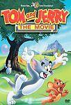 Tom and Jerry - The Movie-DVD-Richard Kind, Dana Hill, Anndi McAfee, Tony Jay, R