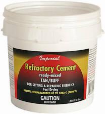 KK0307 Sodium Silicate Firebrick Refractory Cement, 64-oz. - Quantity 1