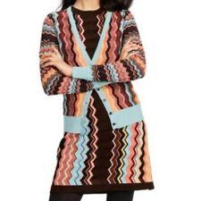 Missoni for Target Chevron Cardigan Sweater NWT