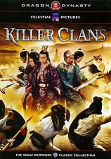 Killer Clan (DVD, 2011)