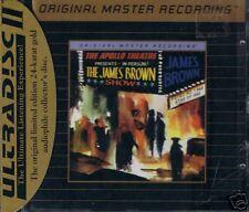 Brown, James Live at the Apollo MFSL Gold CD Neu OVP Se