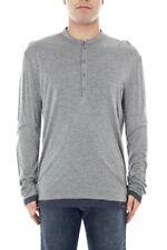 Maglia Armani Jeans AJ Sweater Pullover -50% Uomo Grigio N6M31-C2 SALDI