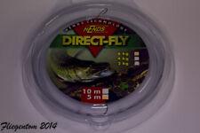 Hends Direct Fly -  Fliegenvorfachmaterial für Raubfische, Hecht