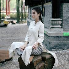 Women Tai Chi Top Chinese Tang Suit Coat  Martial Arts Kung Fu Uniform Vintage