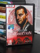 PAINKILLER RESURRECTION GIOCO NUOVO PER PC DVD IN VERSIONE UFFICIALE ITALIANA
