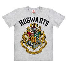 Film - Harry Potter: Wappen - Hogwarts Logo - Kinder Organic T-Shirt - LOGOSHIRT