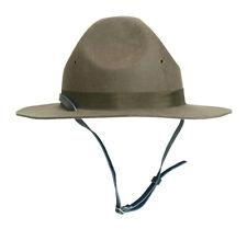 Mil-Tec US US Hat Instructor Boy Scout Drill Sergeant Mütze Hut Armeehut