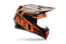 Bell Moto-9 Helmet - Tracker Orange