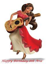 Disney Elena of Avalor Singing Party  Edible image Cake topper decoration