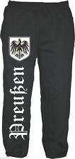 PREUSSEN Jogginghose Altdeutsch/Wappen M bis XXL - jogger preußen deutschland