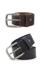 Man Belt JACK JONES paul leather belt noos 12111286