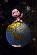 RGC riesige Poster-Little Big Planet 1 2 3 PS3 PS4-LBP009