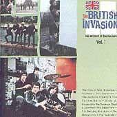 Audio CD The British Invasion: The History of British Rock: Vol. 1 - Various Art
