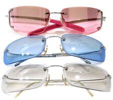 Occhiali da Sole Moda donna uomo rettangolari lente sunglasses DIEGO DELLA PALMA